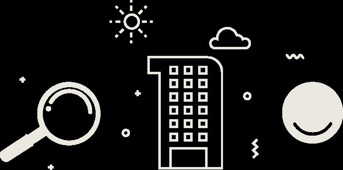 Nosso produto é a gestão imobiliária inteligente